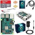 ABOX Raspberry starter kit 16Go