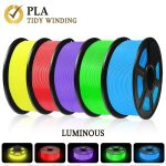 PLA GLOW IN THE DARK ENOTEPAD
