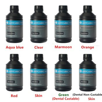 anycubic resine
