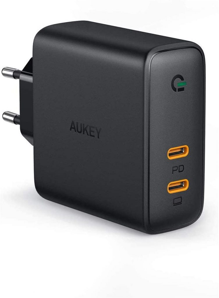 chargeur USB C Aukey